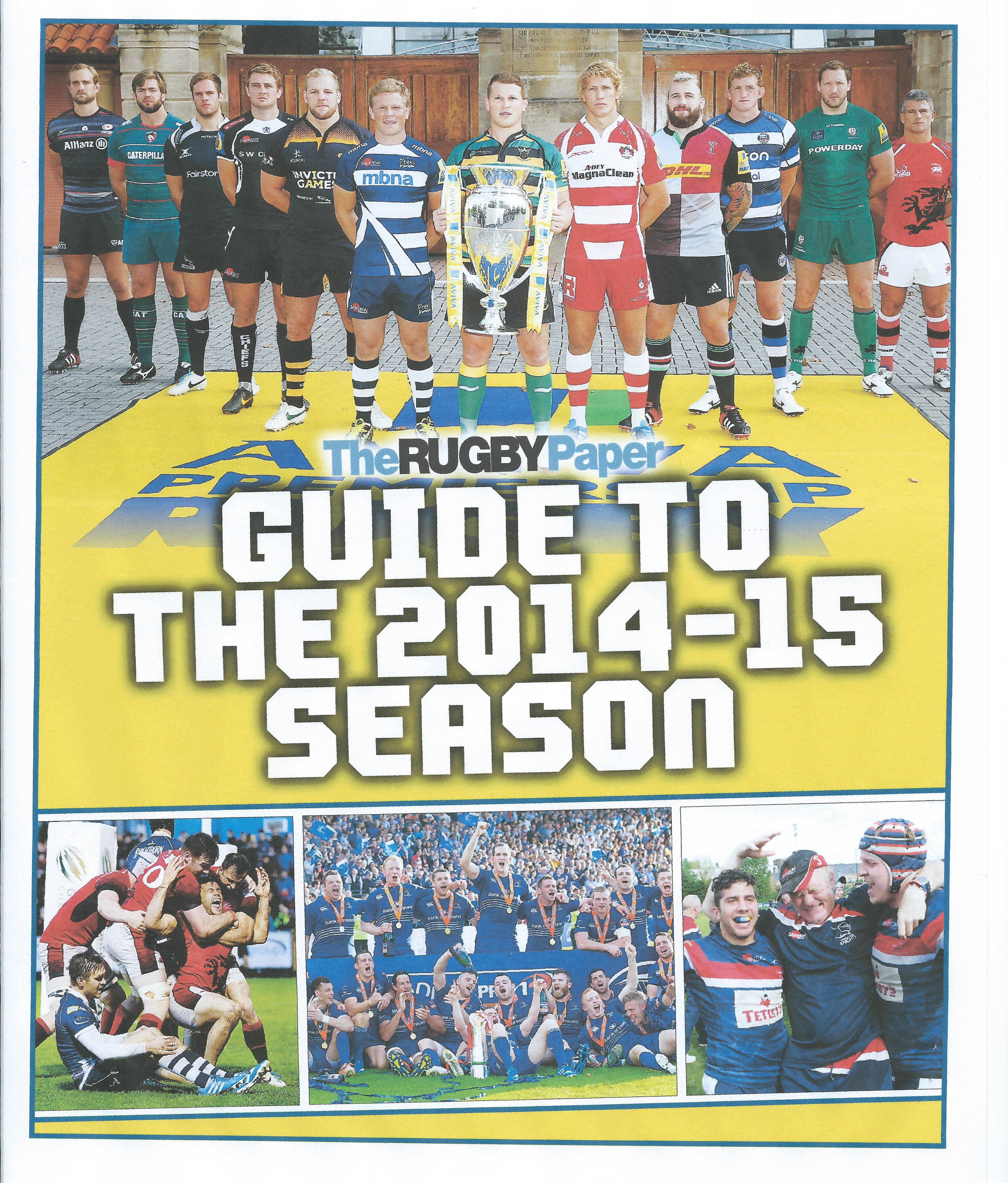 Rugby Paper Season Preview